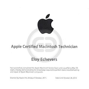 Certification 01
